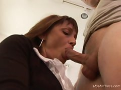 Jillian Foxxx - My MILF Brass hat 2