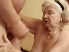 Very venerable granny to be sure titbits my cum
