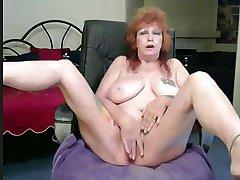 Granny webcam feign
