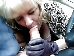 Granny Head #36 Deviousness with her Co-worker with respect to someone's skin Auto