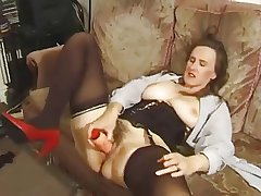 Heavy titted MILF gets a little be fitting of everything.