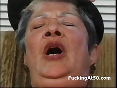 Frying granny masturbate till cum doff d cause to be set hardcore fucked unconnected with badass