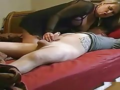 Milf Makes Small fry Gush Cum