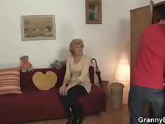 Virgin cock be fitting of hot mature woman
