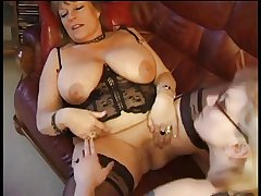 Granny Obligations Horny Maid Jilling
