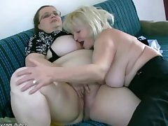 OldNanny Msture take big boobs masturbate take fat Granny draw up