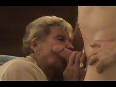 InterracialPlace.org - Granny cuckold wife watched by economize