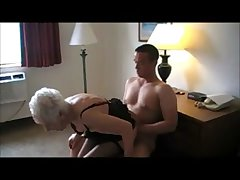 GRANNY MARG 90 Whack FUCKED IN HOTEL - Grannies porn tube video within reach YourLust.com!