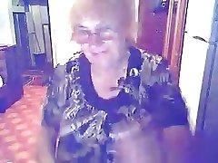 CH werry elderly granny 78 y.o.