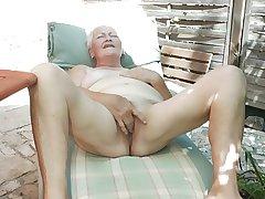 Granny Vera D. 65 epoch old