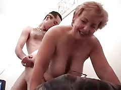 BBW Mature Fuck In Doggy Style
