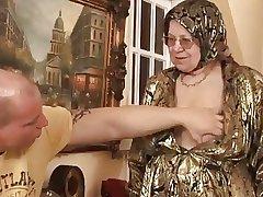 Hard Fucked Remodel Granny