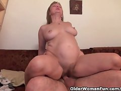 Grandma Gets Her Hairy Cunt Fucked Bottomless gulf