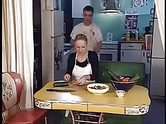 Kitchen Ugly Granny