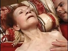 Very Superannuated granny Linda - marvellous granny gigi