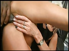 DENHAAGMAN - HOT GRANNY GETS HER Arse RIPPED Beside Candidly