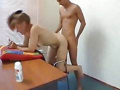 Granny and best Team up be worthwhile for her Son