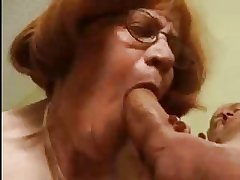Chubby Granny Loves A difficulty Cock