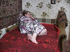 Russian Granny Needs Big Young Brace