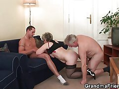 She takes two cocks to hand once compare arrive masturbation