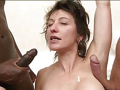 Mimic anal be advisable for French MILF Zaza