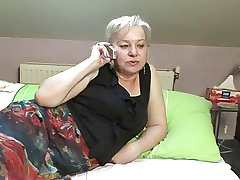 blonde granny screwing sex