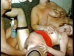 Matured bbw threesomes