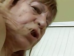 Older Fat Granny Shagging