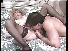 Kitty Fox Repays Young Baffle For Bailing Her Out