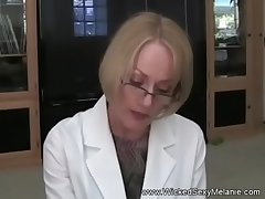 Wicked Sexy GILF Doctor