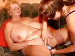 Granny and Girl - 2