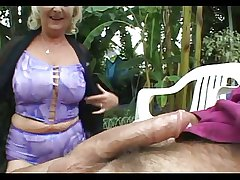 Granny Anastasia Fucked Wits Young Man
