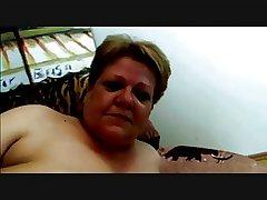 Horny Fat Granny fucked hard in Embed