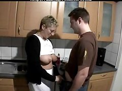 Nicely Breasted Granny Fuck grown up mature porn granny age-old cumshots cumshot