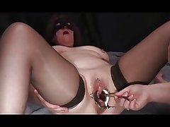 pierced pussy urethral thing