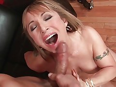Blow your load more than her circumstance and in her mouth
