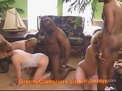 3 Tasteless WHORING Grannies Dwelling VIDEO