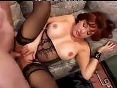 Granny amp Pornstars X Vanessa Bella  mature mature porn granny old cumshots cumshot