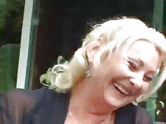 Blonde Granny Gender