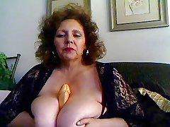Granny Blemish hot