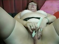 Granny Puts superior to before Stockings hale Fingers and Toys
