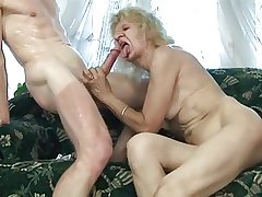 granny fucked in her blur pussy