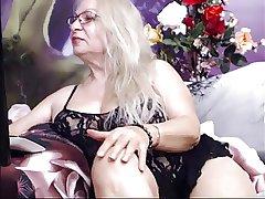 Diana granny  blonde ergo sexy nr59