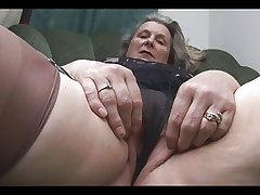 Tess someone's skin beautiful granny - scene4