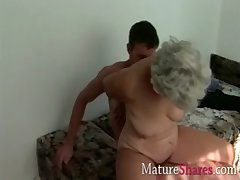 hairy mature pussy granny