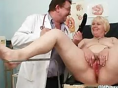 Big auric mom hairy pussy doctor exam