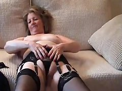 Beloved British Granny Gets Fucked amp Does Anal  british euro brit european cumshots pay off