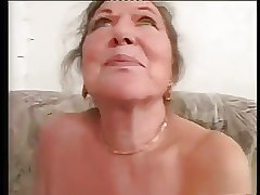 Full-grown Granny Gets Fucked