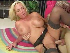 XXX  Granny Busty Blonde Cougar Licks Irritant mature mature porn granny old cumshots cumshot