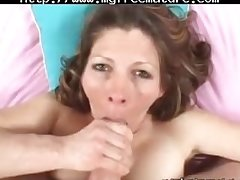 Sexy Ma Swallows Unused Cum mature mature porn granny old cumshots cumshot